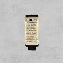 BAT301179 ( 7,2 v, 1300 mAh ) Batsecur