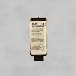 BATLI31 Pile Lithium 3v 1Ah Daitem