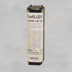 BATLI 28 Pile Logisty Hager 3,6v 2Ah