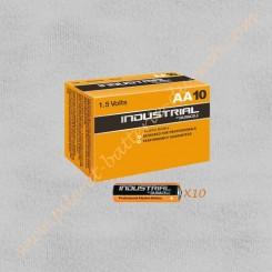 Pack de 10 piles LR06 1,5v...