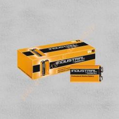 Pack de 10 piles 6LR61  9v Duracell Procell Industrial
