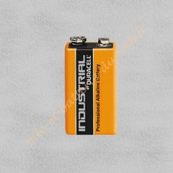 Pile Alcaline 9 volts 6LR61...