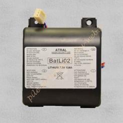 BATLI 02 Pile Logisty Hager 7,2v 13Ah