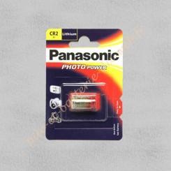 Pile Lithium CR2 Panasonic...